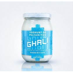 Yogurt de Pajaritos Ghali